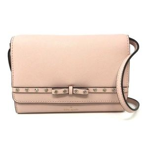 Kate Spade Laurel Way Jeweled Summer Crossbody Bag